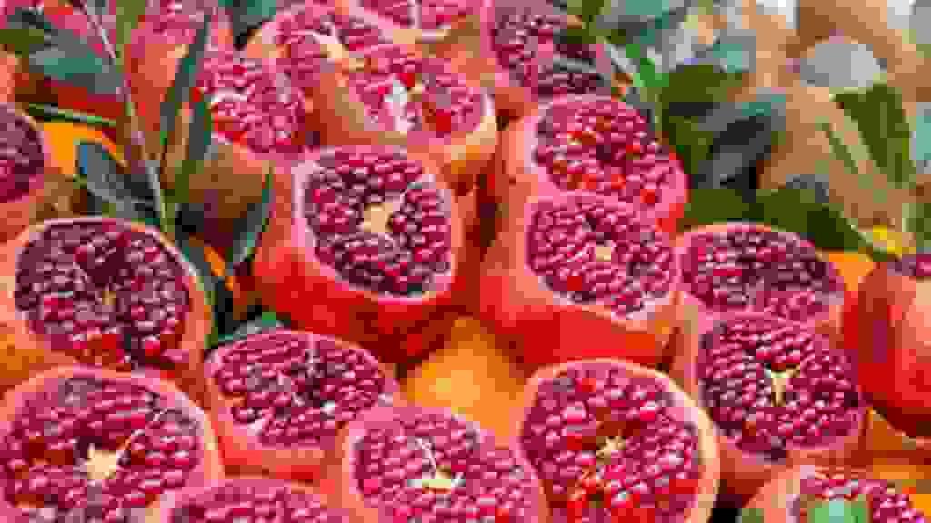 buah delima
