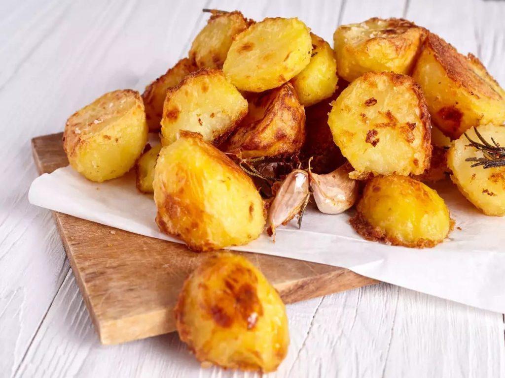 kentang panggang