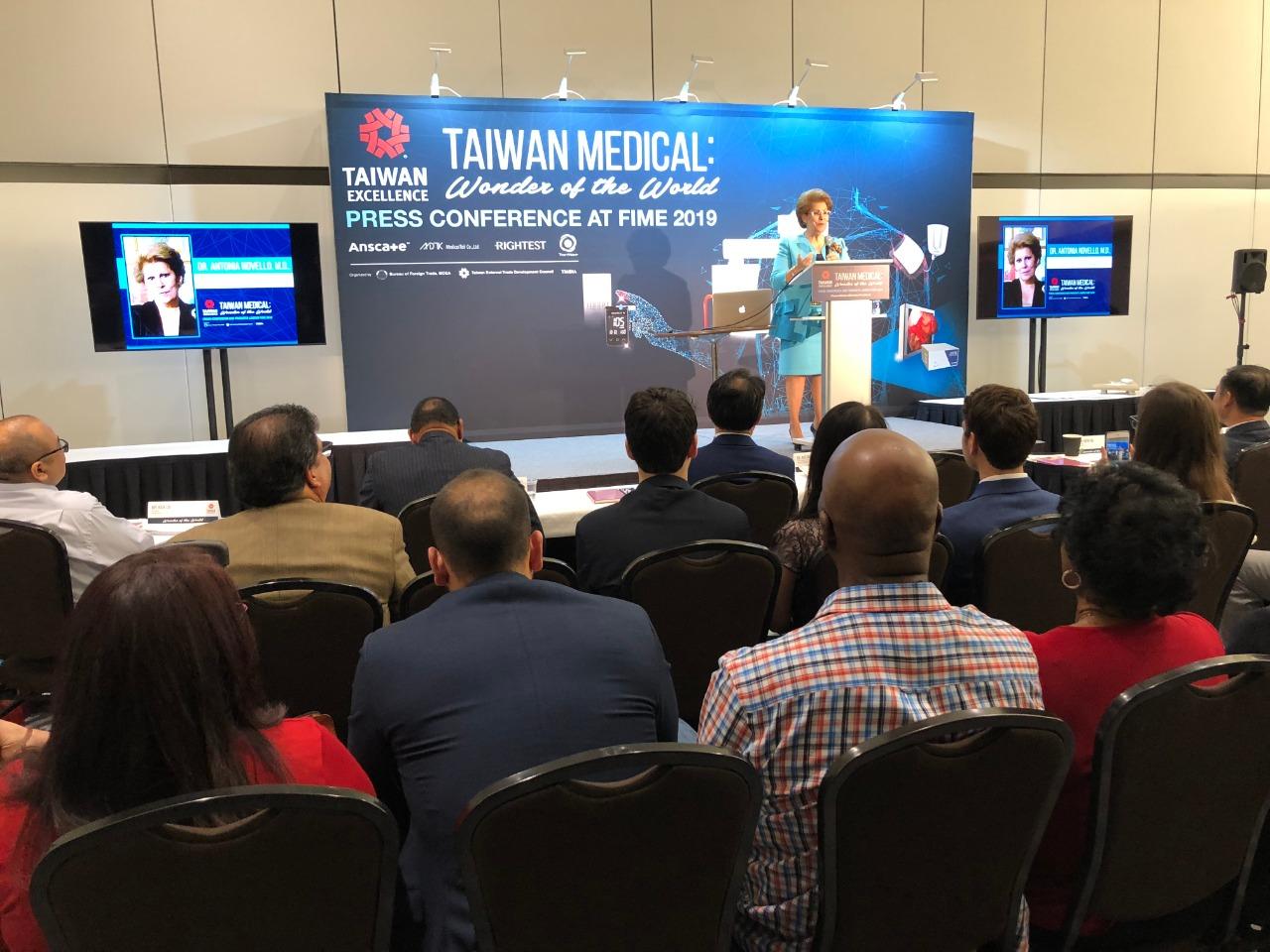 Integrasi Industri ICT dan Biomedis Menciptakan Momentum Ekonomi Bagi Industri Healthcare Taiwan 1