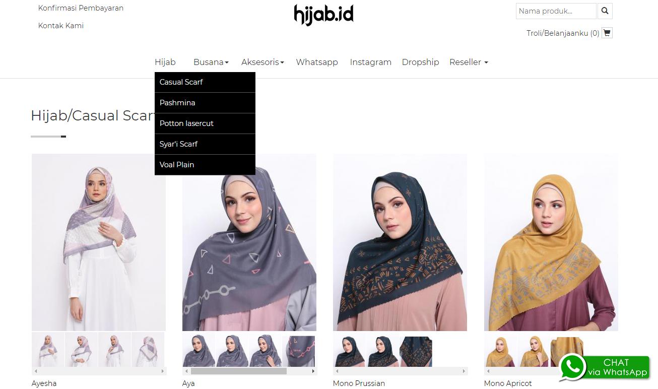 Fashion Hijab? 3