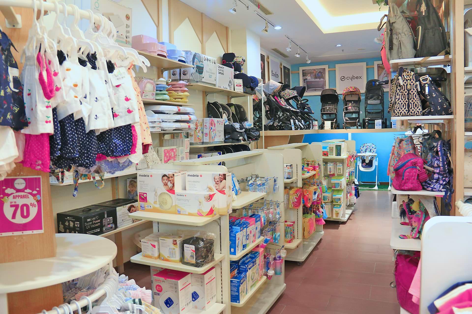 Toko Jual Peralatan Baby dan Jual Baju Anak
