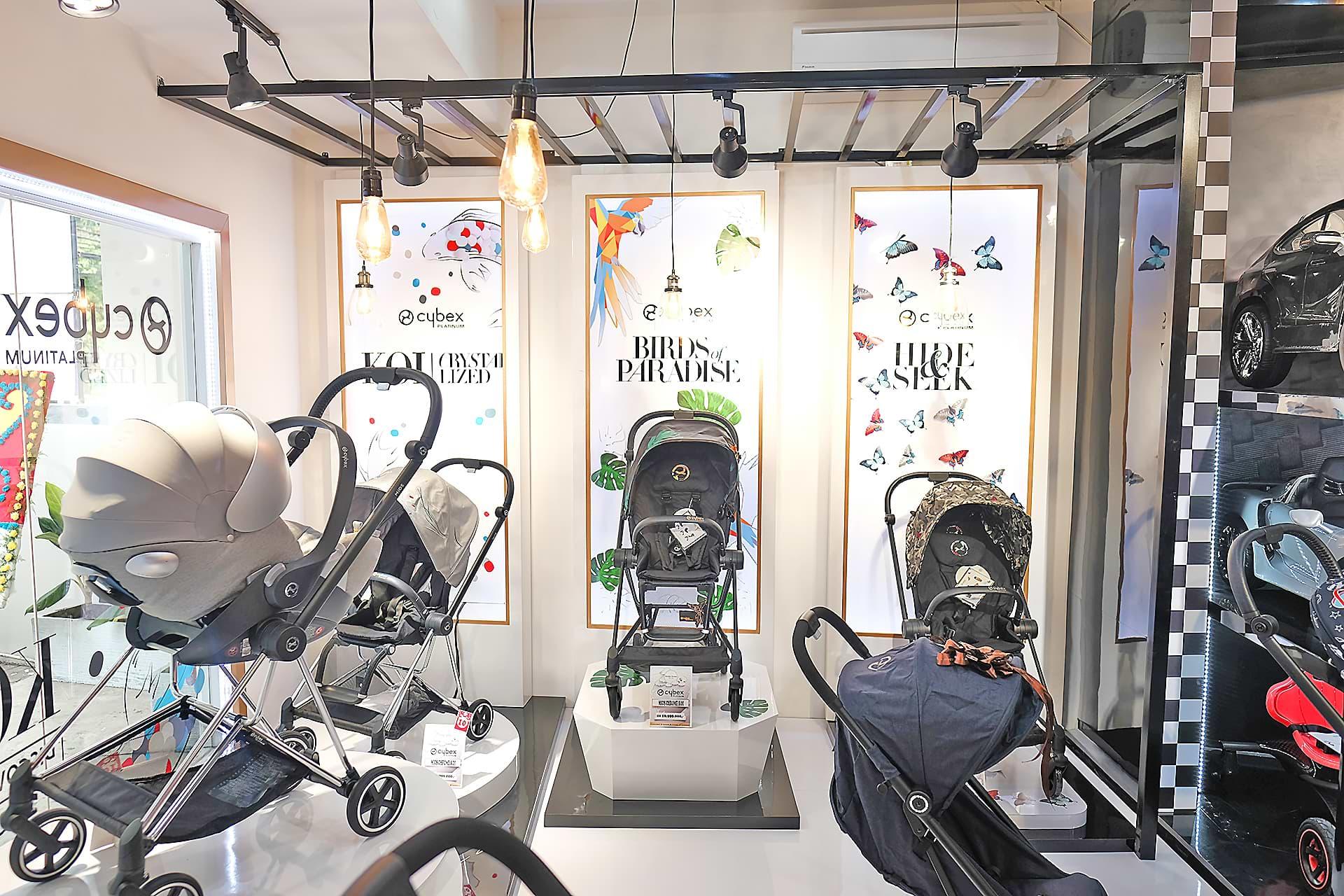 Toko Jual Peralatan Baby dan Jual Stroller Murah Birds&Bees