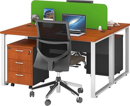 Jenis Meja Kantor Minimalis 1