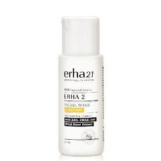 Erha21 DF Facial Wash for Oily Skin and Normal & Dry Skin