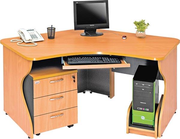 Jenis Meja Kantor Minimalis 2