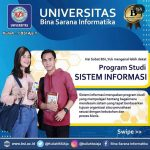 Lulusan Prodi Sistem Informasi UBSI Banyak Dicari Perusahaan