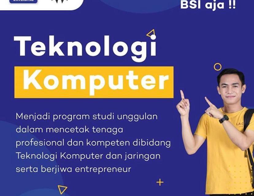 Mau Jadi Digitalpreneur? Prodi Teknologi Komputer UBSI Pilihan Yang Tepat