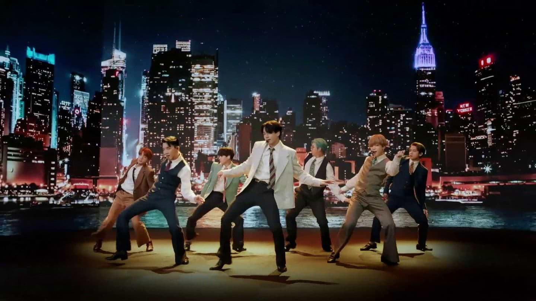 BTS MTV