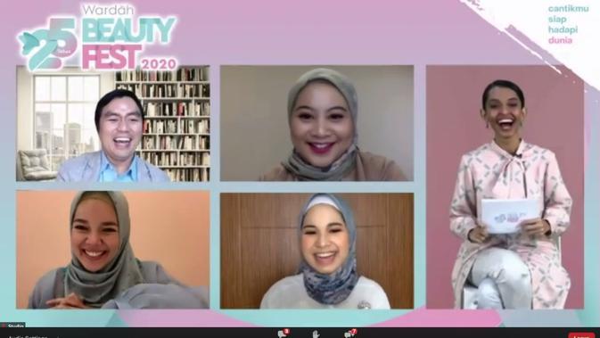 Jangan Lewatkan Dapatkan Beasiswa di Beauty Fest, Selebrasi Ulang Tahun Wardah ke-25 2