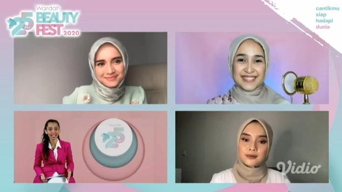Wardah Beauty Fest 2020 Berbagi Tips Financial & Stress Management 2