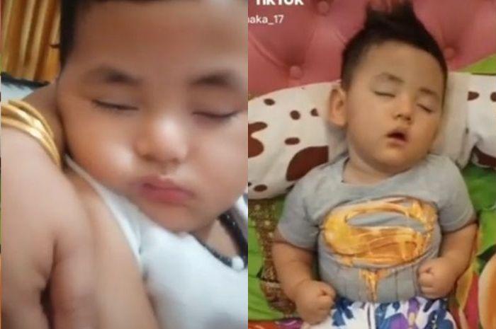 Dulu Viral Karena Idap Sleeping Beauty Syndrome, Bayi Shaka yang Tertidur Selama Satu Tahun Kini Meninggal Dunia, Sang Ibu Ucap Perpisahan Terakhirnya untuk Putra Kecilnya 2