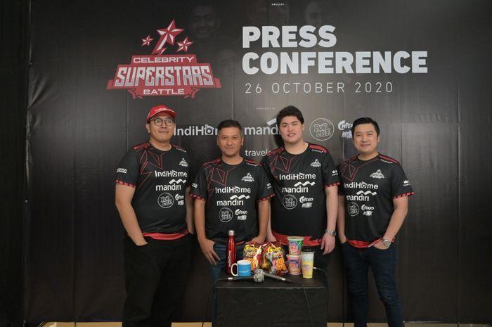 Mahaka Sports X Kuy Entertainment menggelar Celebrity Superstars Battle 2