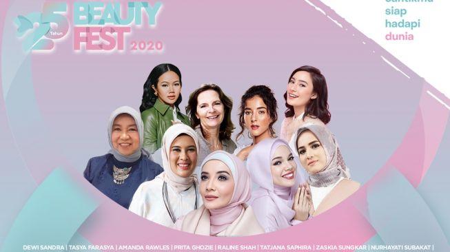 Wardah Beauty Fest Digelar 3-4 Oktober, Apa Saja Agendanya? 2