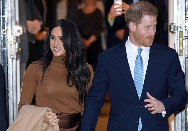 Terungkap Rayuan Unik Pangeran Harry Saat Dekati Meghan Markle 2