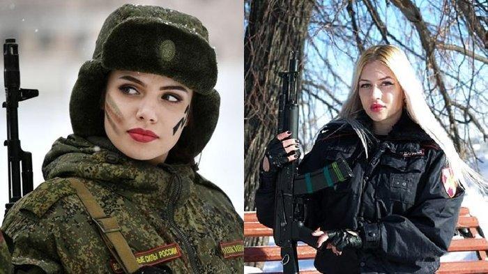 Mengenal Wanita-wanita Cantik yang Dijuluki 'Fatal Beauty', Anggota Pasukan Khusus Spetnaz Rusia 2