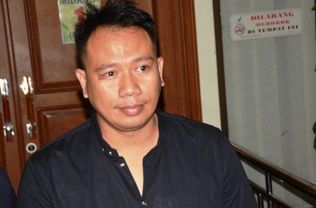Vicky Prasetyo Berharap Jadi Tahanan Kota 2