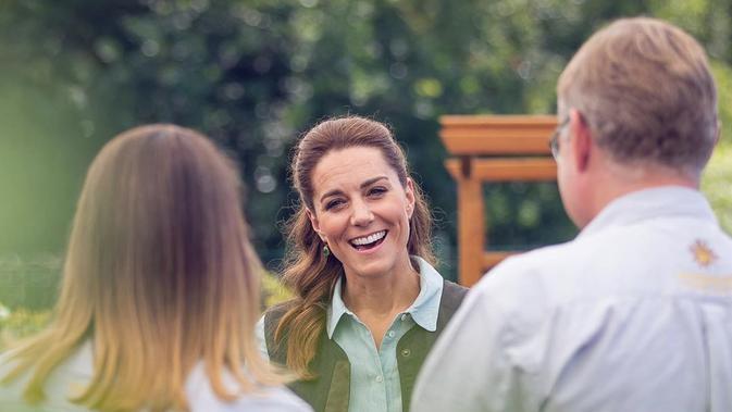 Kate Middleton Ganti Warna Rambut Jadi Blonde, Bukti Bangsawan Suka Eksperimen Penampilan 2