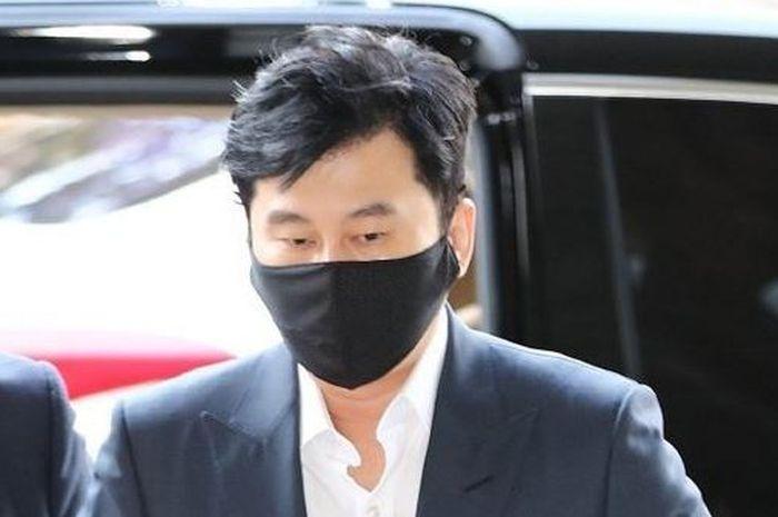 Lakukan Perjudian Ilegal di Luar Negeri, Mantan CEO YG Entertainment Yang Hyun Suk Diberi Denda Rp 191 Juta 2