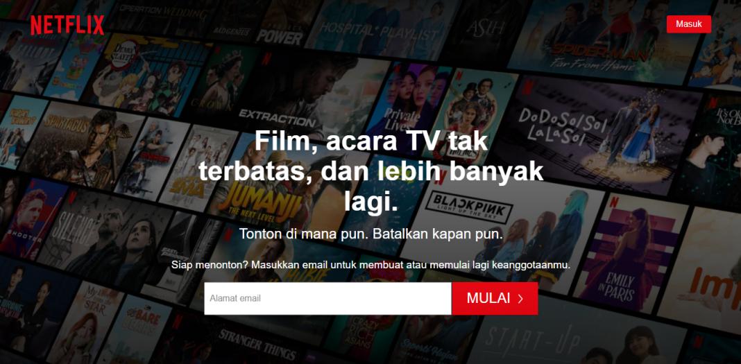 Berlangganan Netflix-Dunia Wanita