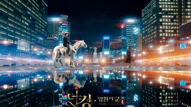 Drama Korea Menjadi Teman Raisa Me Time 1