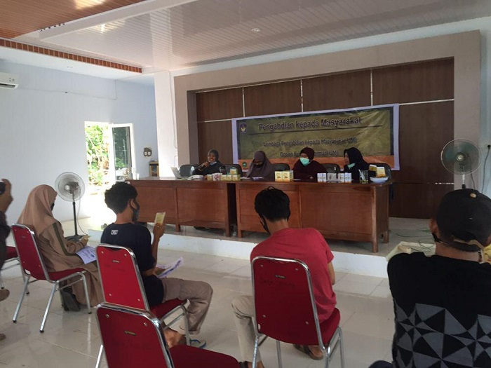 Manfaatkan Tumbuhan Lokal Jadi Jamu Teh Celup – FAJAR 2
