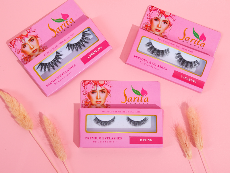 Mata Gorgeous dengan Eyelashes Sarita Beauty, Buktikan Saja 2