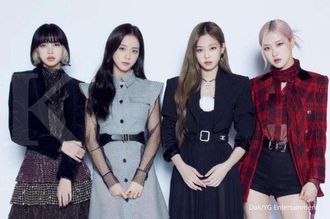 BLACKPINK undur jadwal konser online di YouTube, begini penjelasan YG Entertainment 2