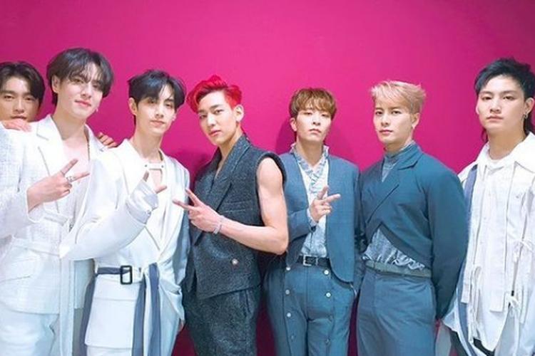 JYP Entertainment Kena Semprot Karena GOT7 Hanya Dipromosikan Selama Seminggu 2