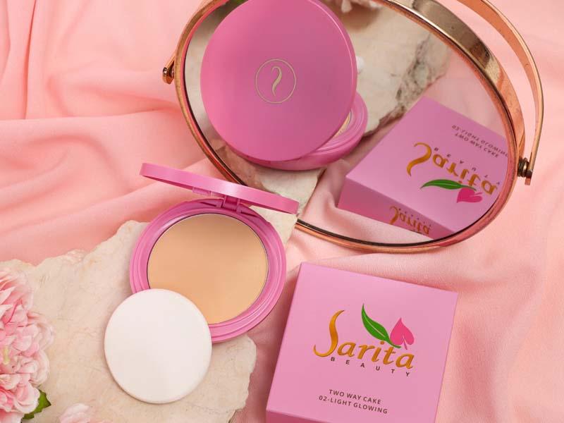 Makeup Makin Simpel dan Praktis Dengan Two Way CakeSarita B... 2