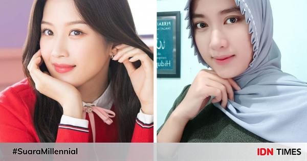 10 Potret Seleb TikTok yang Mirip Ju Kyung di True Beauty 2