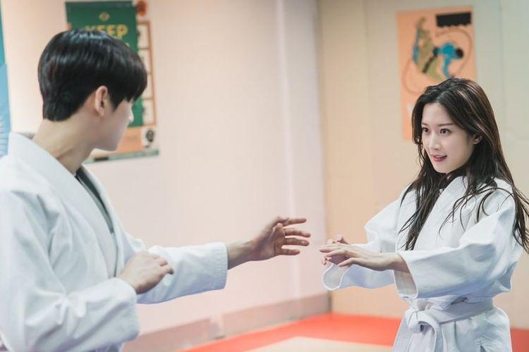 Link Live Streaming dan Sinopsis True Beauty Episode 9, Akankah Su Ho Putus dengan Ju Gyeong? 2