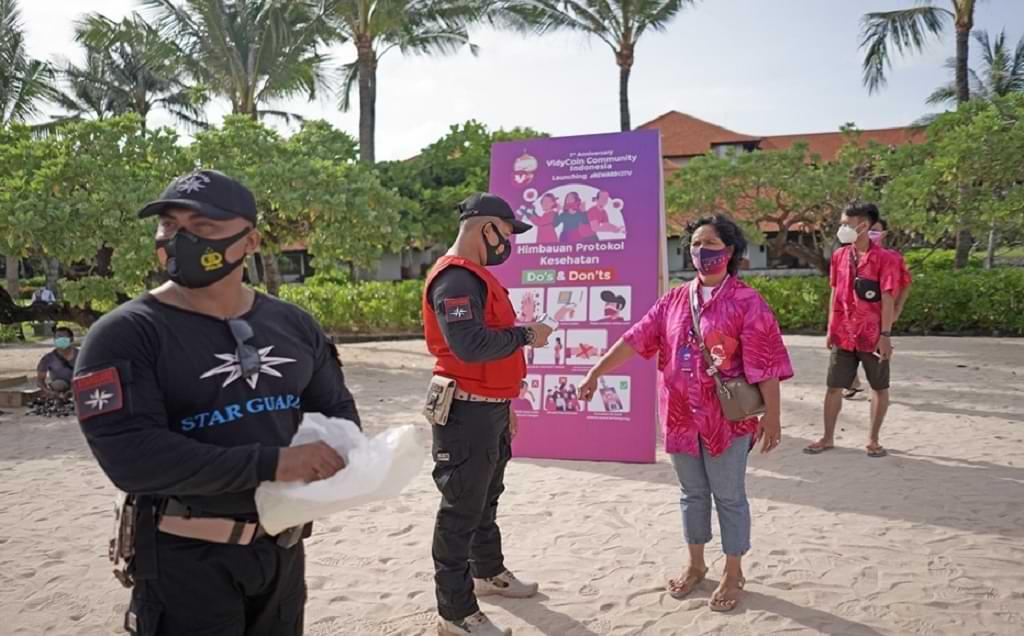 VidyCoin Community Indonesia Memberikan Edukasi Mengenai Aset Kripto Di Tengah Pandemi Covid-19