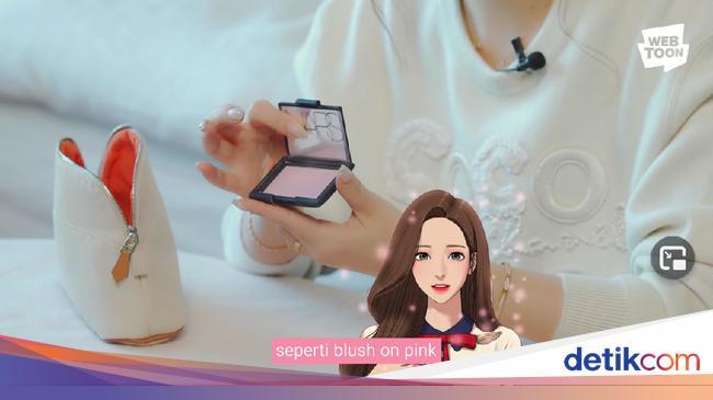 Tips Makeup Ala Jukyung True Beauty dari Penulis Webtoon-nya yang Cantik 2