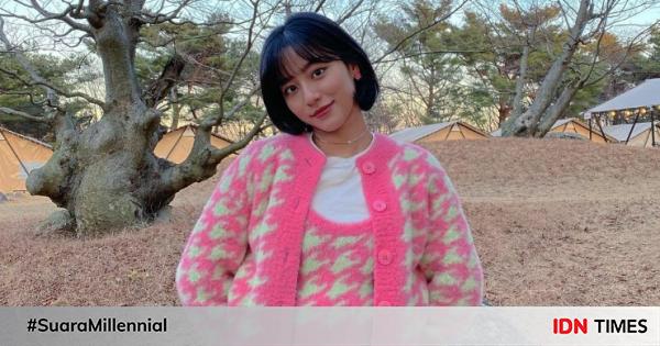 10 Harga Outfit Kang Min Ah di KDrama 'True Beauty' 2