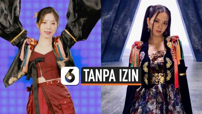 VIDEO: Pakai Hanbook Mirip Blackpink, JYP Entertainment Minta Maaf - Liputan6.com 2