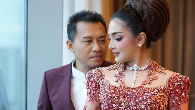 Aurel Nikah, Ashanty Merasa Aneh Saat Foto Bareng Keluarga - Fimela.com 2