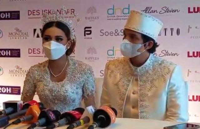 Atta-Aurel Bulan Madu ke Dubai, Hilangkan Stres Urus Pernikahan 2