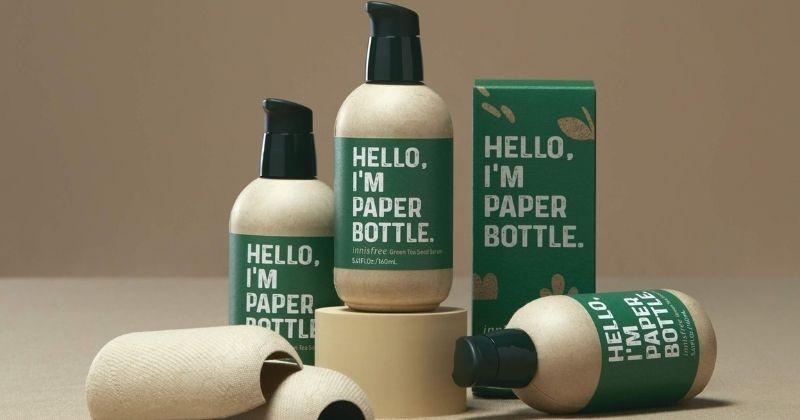 Skincare Korea Jadi Sorotan, Klaim Pakai Botol Kertas Ternyata Plastik 2