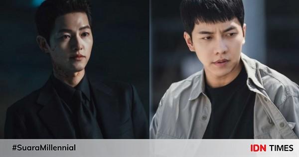 7 Karakter 'Dark Hero' di Drama Korea yang Jadi Idola 2