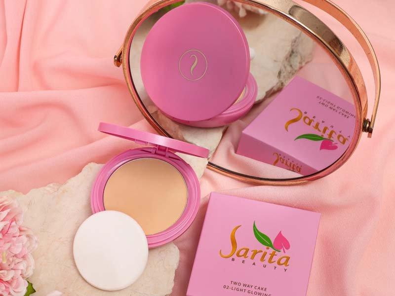 Kulit Flawless Pakai TWC Sarita Beauty Varian Natural... 2
