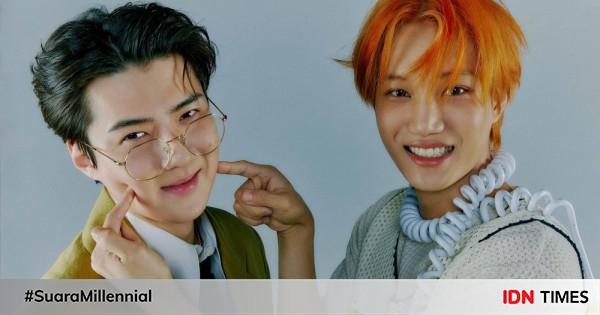 Idol yang Jadi Visual Legenda SM Entertainment 2