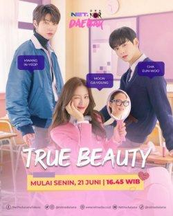 Drakor True Beauty dan A Girl Who Can See Smell Bakal Tayang di NET, Catat Tanggalnya 2