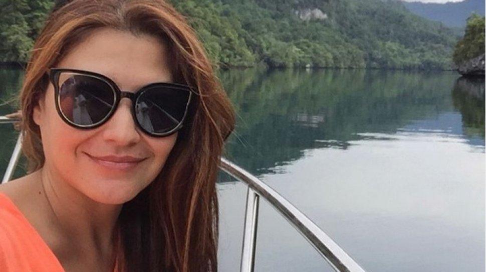 Bagi-Bagi Sembako Saat PPKM, Tamara Bleszynski Siap di Penjara 2