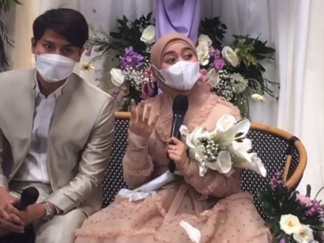 Stasiun TV Sebut Rangkaian Acara Pernikahan Rizky Billar-Lesti Ditunda 2