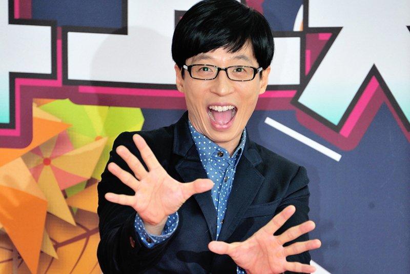 Kontrak Selesai, Yoo Jae Suk Tinggalkan FNC Entertainment : Okezone Celebrity 2