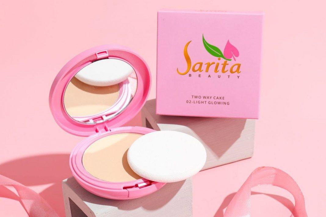 Argan Oil di TWC Sarita Beauty Buat Makeup Anticracking 2