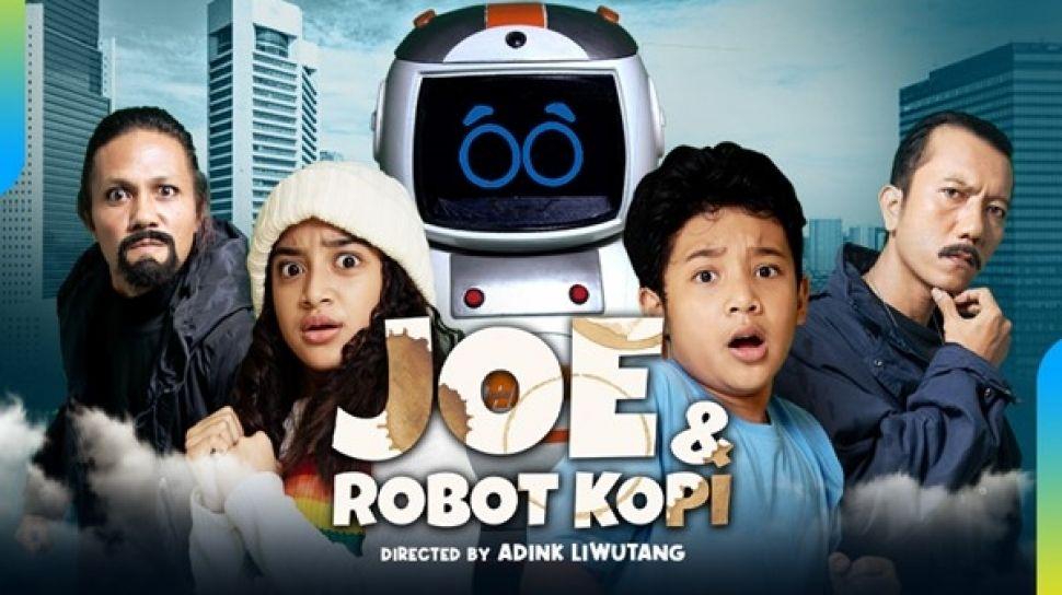 Serial Joe & Robot Kopi Akhirnya Tayang, Tampilkan Robot Asli 2