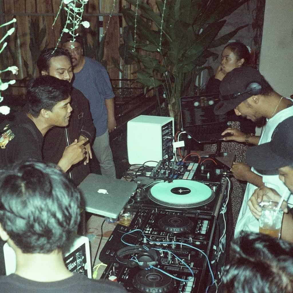 Friday Bali Party