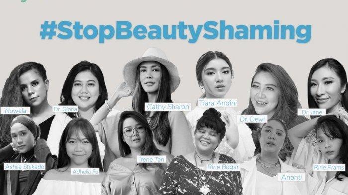 Rayakan Ultah ke-3, Stylo Indonesia Ajak 12 Aktris dan Influencer Suarakan Stop Beauty Shaming 2