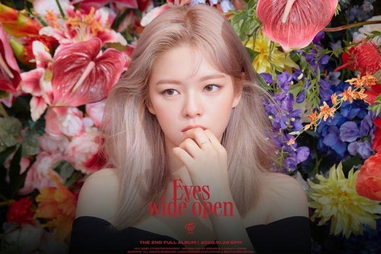 Profil dan Biodata Jeongyeon TWICE yang Pernah Menolak Gabung SM Entertainment dan Memilih JYP 2